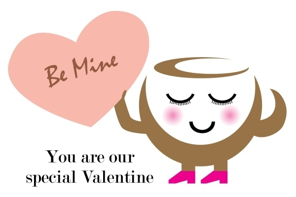 You are our special valentine, thanks for contributing!